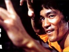 Bruce Lee Yin Yang
