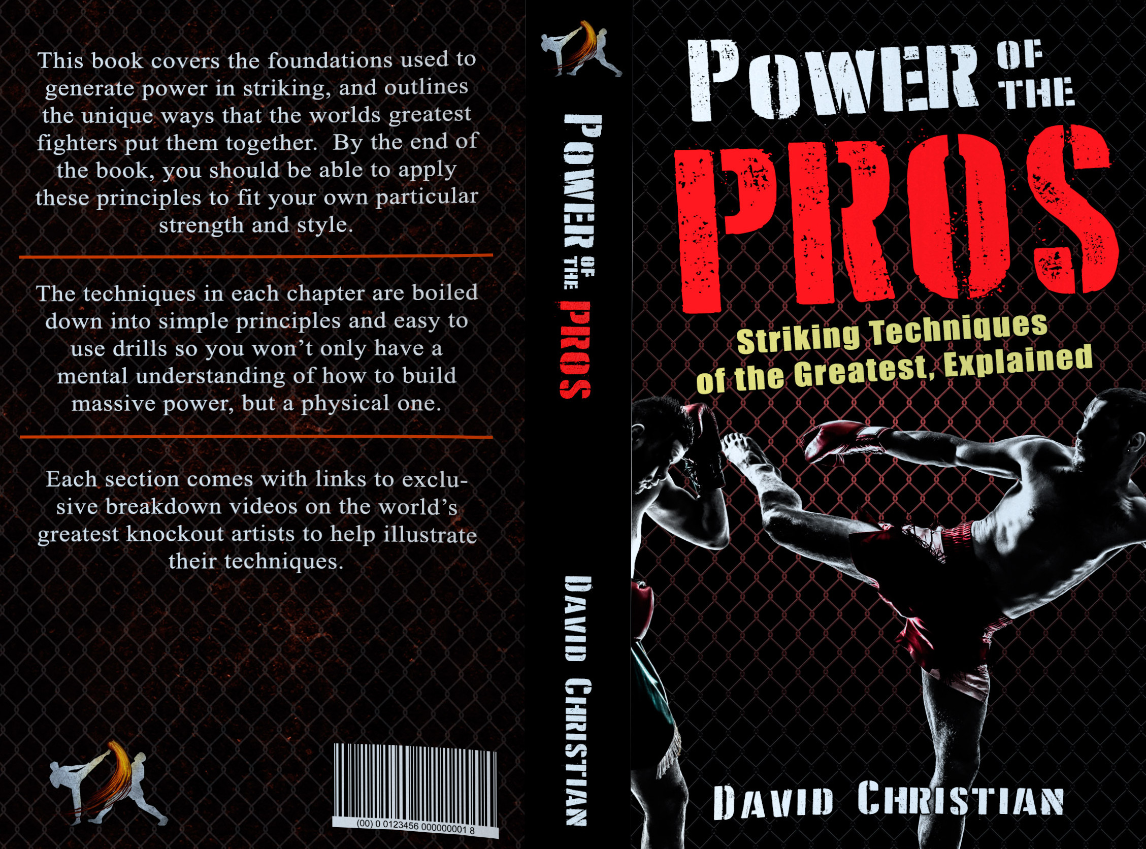 Power of the Pros Book